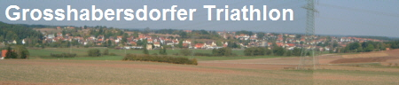 Grosshabersdorfer Triathlon